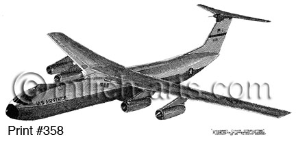 Lok lifter also C 141b Starlifter 2 in addition  on usaf c 141